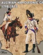 Австрийская пехота гренадеры. 1798-1815 гг.