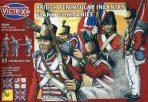 Британская пехота. Фланговые роты. 1812-1813 гг.