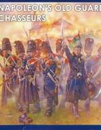Французская пехота. Егеря Старой гвардии в походной форме. 1805-1815 гг.