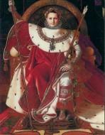 Магнит. Наполеон на троне.