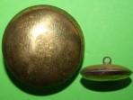 Пуговица сферическая. Большая 37 мм. XVIII в.