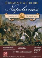 Commands & Colors. Napoleonics. The Spanish Army. Expansion N 1.