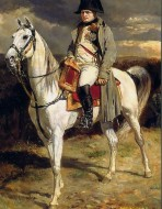 Наклейка. Наполеон.