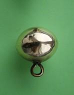 Пуговица круглая. 16 мм. XVII — XVIII вв.