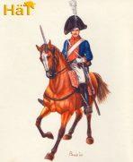 8196 Прусские драгуны. Наполеоновская эпоха. 1:72