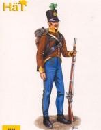 8204 Австрийские  граничары. Наполеоновская эпоха. 1:72