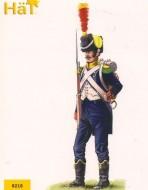 8218 Французская легкая пехота. Вольтижеры. Наполеоновская эпоха. 1:72