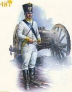8226 Австрийская конная артиллерия. Наполеоновская эпоха. 1:72