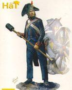 8229 Французская артиллерия. 1805 г. Наполеоновская эпоха. 1:72