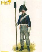 8230 Прусская артиллерия. Наполеоновская эпоха. 1:72