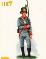 8233 Австрийский ландвер.  Наполеоновская эпоха. 1:72