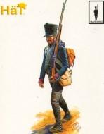 8253 Прусская линейная пехота (на марше). Наполеоновская эпоха. 1:72