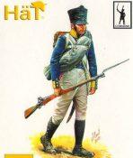 8255 Прусская линейная пехота (командный набор). Наполеоновская эпоха. 1:72