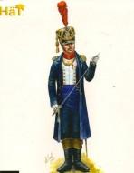 9311 Французская гвардия в шинелях. Наполеоновская эпоха. 1:32