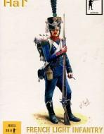 8251 Французская легкая пехота. Егеря.(в атаке). Наполеоновская эпоха. 1:72