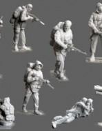 Спецназ ГРУ 90-е. Набор А21.