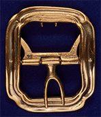 Пряжка. XVIII век. 47х59