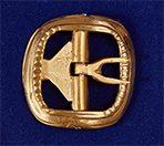 Пряжка для кюлот (т.1). XVIII — XIX вв. 32х25