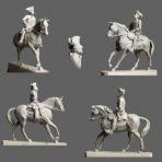 Король Фридрих II. Набор F01
