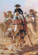 Магнит. Наполеон в Египте.