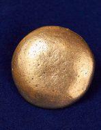 Пуговица мундирная. 21 мм. XVIII в.