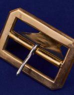 Пряжка портупейная с крюком 69х49 мм. XVIII в.