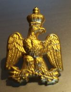 Значок. Императорский орел.