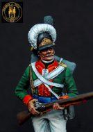 Гренадёр Екатеринославского гренадёрского полка 1789 г-1792 г.