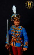Рядовой гусарского полка 1907-1914 г.