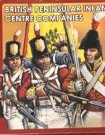 Британская пехота. Центральные роты. 1812-1813 гг.