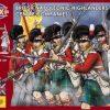 Британская армия. Шотландцы. Центральные роты. 1815 г.